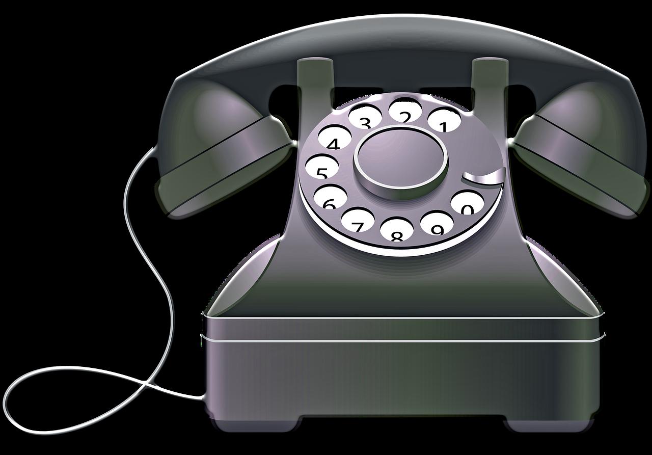 retro telephone, dial phone, vintage